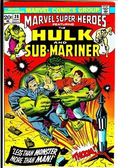 Marvel Super-Heroes #38