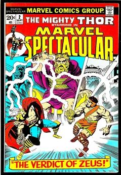 Marvel Spectacular #2