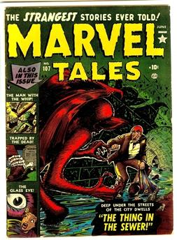 Marvel Tales #107