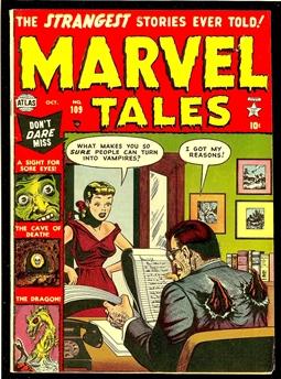 Marvel Tales #109