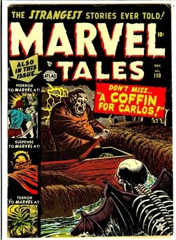 Marvel Tales #110