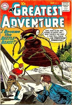 My Greatest Adventure #41