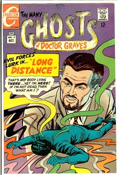 Many Ghosts of Doctor Graves #9
