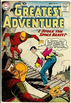 My Greatest Adventure #37