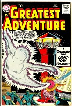 My Greatest Adventure #45
