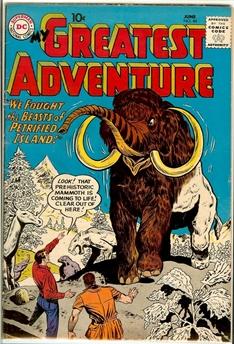 My Greatest Adventure #44