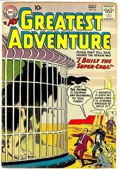 My Greatest Adventure #16