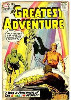 My Greatest Adventure #25