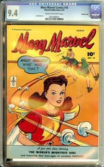 Mary Marvel #10