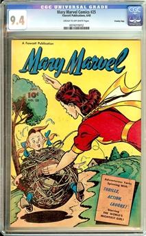 Mary Marvel #25