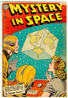 Mystery in Space #22