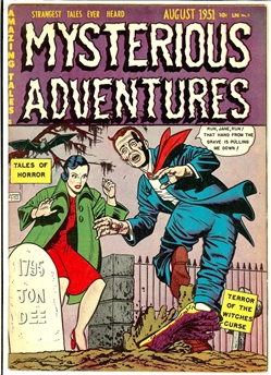 Mysterious Adventures #3