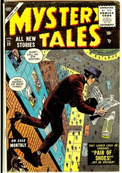 Mystery Tales #28