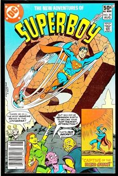 New Adventures of Superboy #20