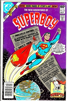New Adventures of Superboy #22