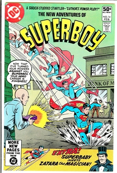 New Adventures of Superboy #14