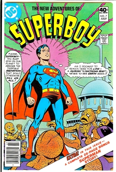 New Adventures of Superboy #7