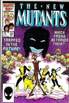 New Mutants #49