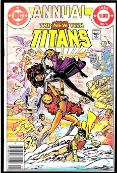 New Teen Titans Annual #1