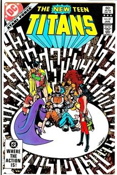 New Teen Titans #27