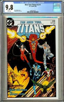 New Teen Titans (Vol 2) #1