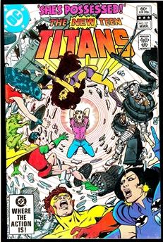New Teen Titans #17