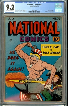 National Comics #33