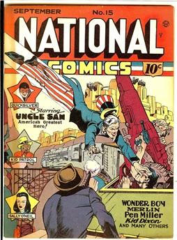 National Comics #15