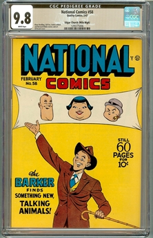 National Comics #58