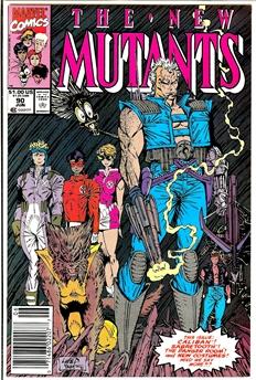New Mutants #90