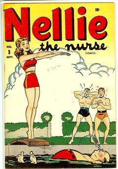 Nellie The Nurse #3