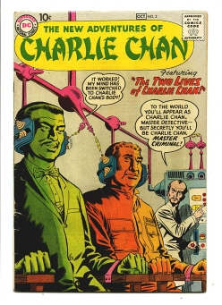 New Adventures of Charlie Chan #3