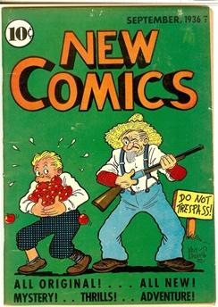 New Comics #8