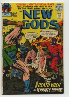 New Gods #8