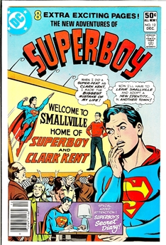 New Adventures of Superboy #12