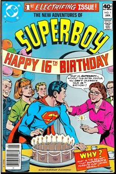 New Adventures of Superboy #1