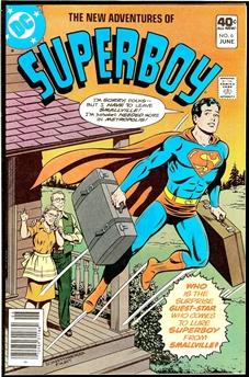 New Adventures of Superboy #6