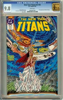 New Teen Titans (Vol 2) #35