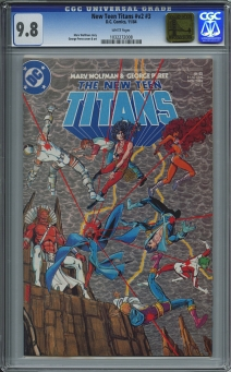 New Teen Titans (Vol 2)  #3