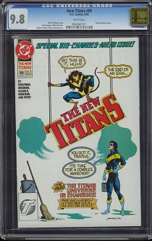 New Titans #89