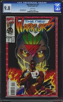 New Warriors #37