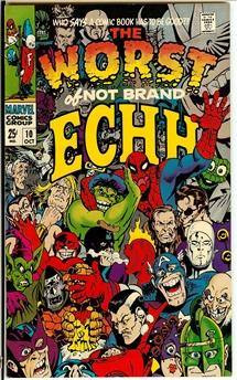 Not Brand Echh #10