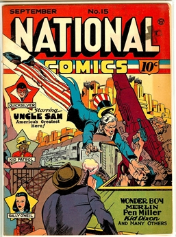 National Comics #15