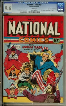 National Comics #23