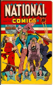National Comics #2