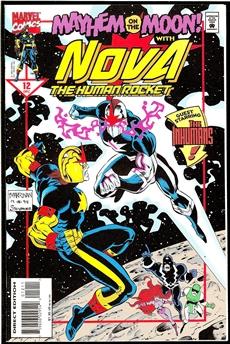 Nova (Vol 2) #12