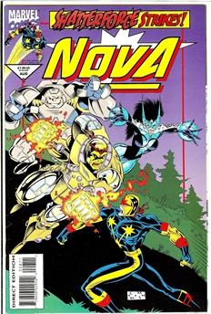 Nova (Vol 2) #8