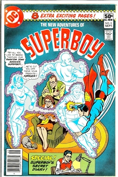 New Adventures of Superboy #9