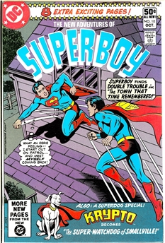New Adventures of Superboy #10