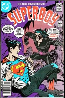 New Adventures of Superboy #4